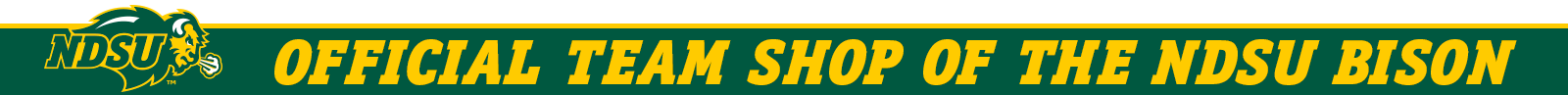 Official Team Shop of the NDSU Bison