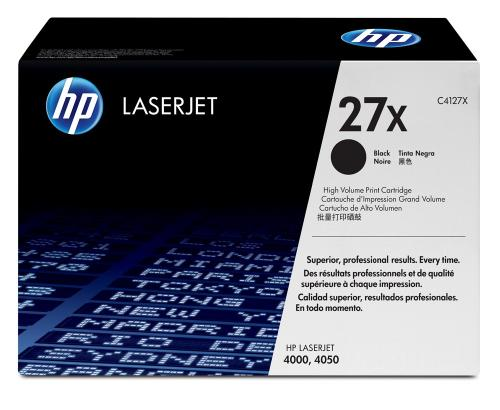 HP TONER C4127X BLACK