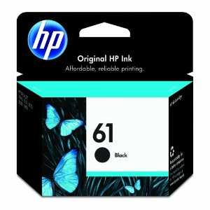 HP INK 61 BLACK CH561WN
