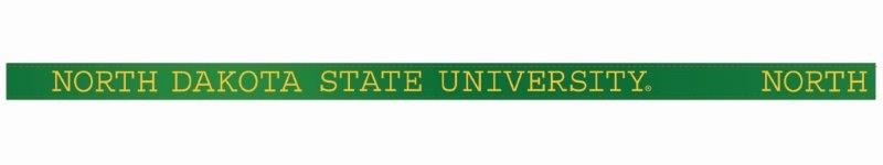 Ribbon - NDSU Imprinted