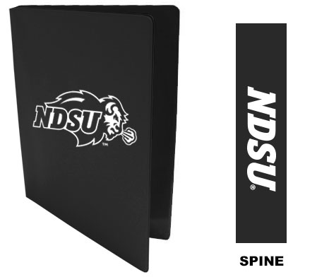 "BINDER 1"" IMPRINT BLK"