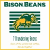 Coffee - 7 Thundering Beans by Bison Beans