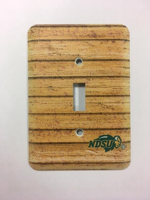 Light Switch Cover - by Victory Tailgate
