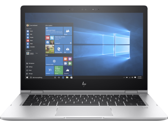 HP x360 EliteBook i7