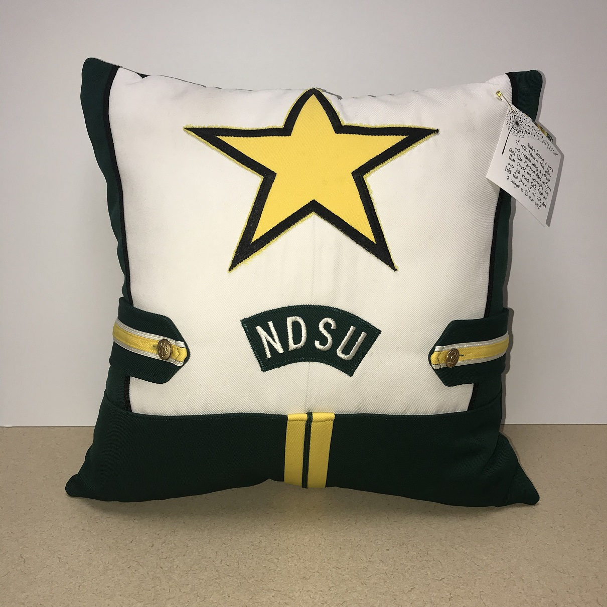 GSMB Pillow Large - by Taea Made
