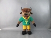 Plush Thundar - by Mascot Factory