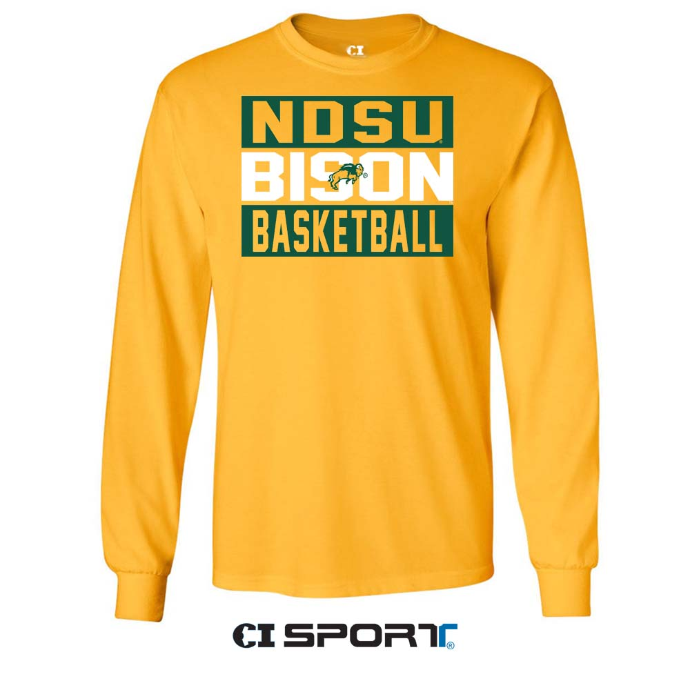 Long Sleeve T-Shirt - Basketball by CI