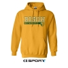Hooded Sweatshirt - by CI Sport