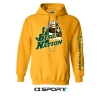 Hooded Sweatshirt - Fargo to Frisco Gold