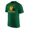 T-Shirt - National Champions Helmet Green by Nike
