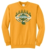 Crew Sweatshirt - National Champions Gold by Go Promo