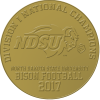 Commemorative Football Coin - 2017 National Champions thumbnail