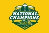 Flag - 3' X 5' FCS National Champions