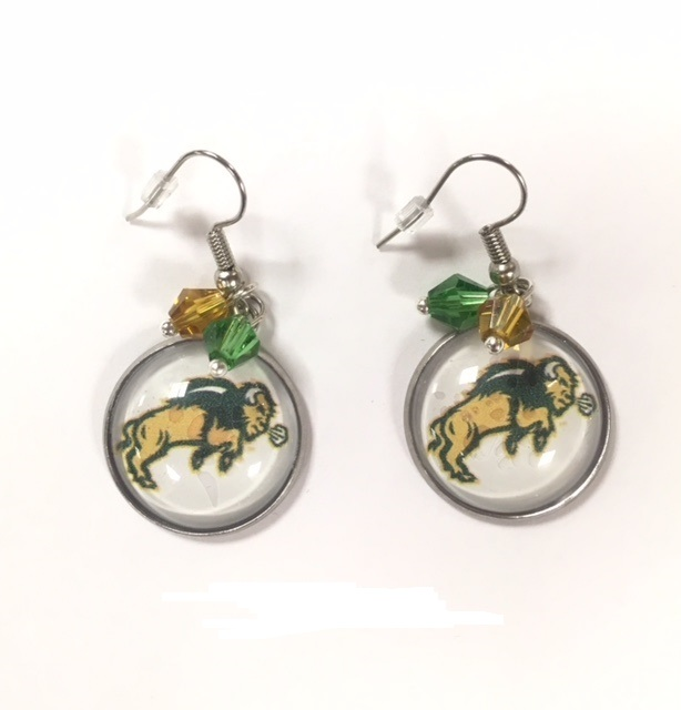 Earrings - by S & S Inspired Creations