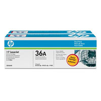 Image For HP TONER CB436A BLACK