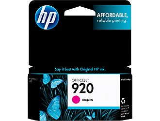 Image For HP INK 920 MAGENTA CH635AN
