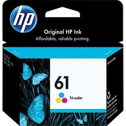 Image For HP INK 61 TRICOLOR CH562WN