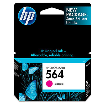 Cover Image For HP INK 564 MAGENTA CB319WN