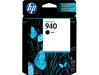Cover Image For HP INK 940 BLACK C4902AN