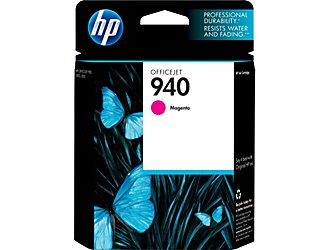 Cover Image For HP INK 940 MAGENTA C4904AN