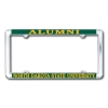 "Image for License Plate Frame - ""Alumni"""
