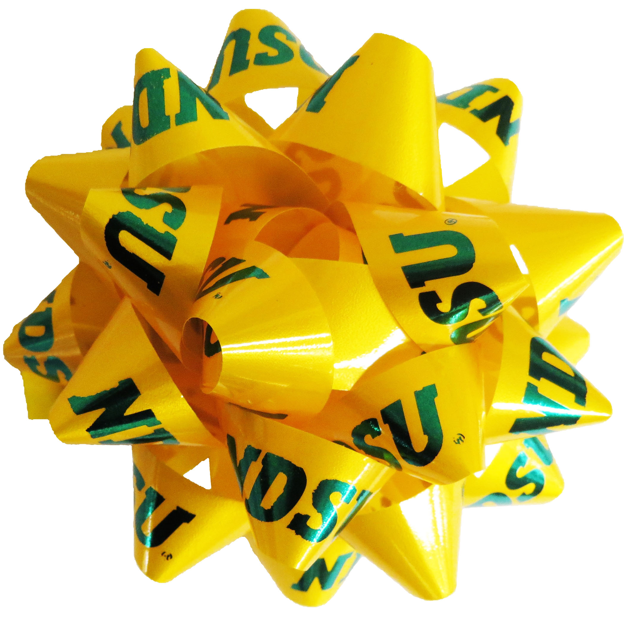 Cover Image For Gift Bow - NDSU