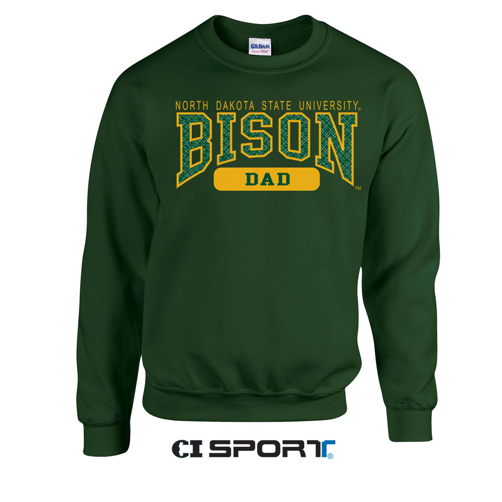 Cover Image For Crew Sweatshirt - by CI Sport DAD (XXXLarge only)