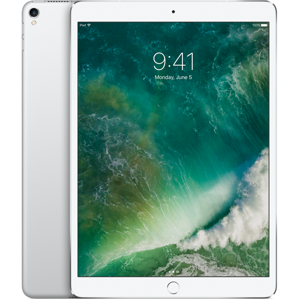 Cover Image For 10.5-inch iPad Pro Wi-Fi 512GB - Silver