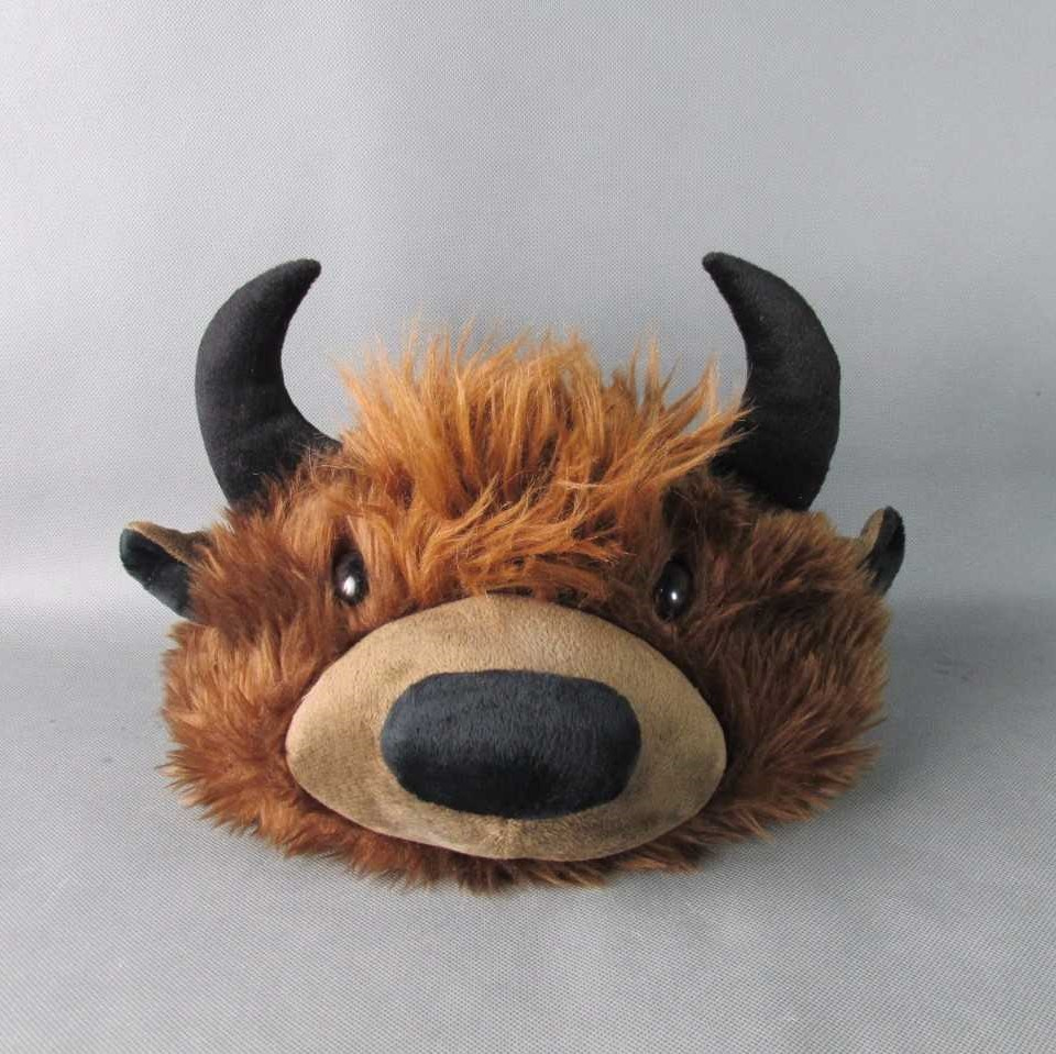 Image For Furry Bison Hat