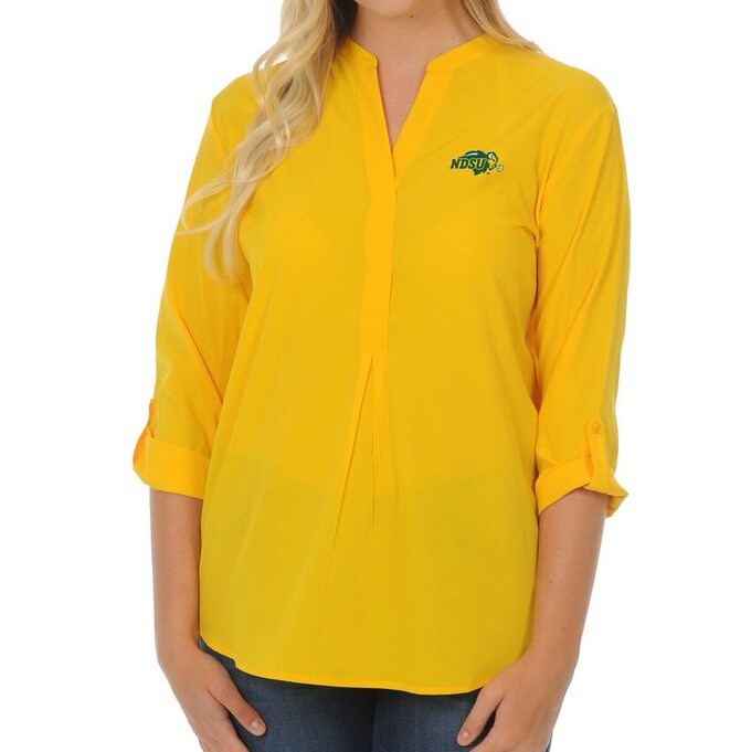 dc1032e7558 Button Down Shirt - Ladies by UG Apparel. Item Description. Our adorable North  Dakota State ...