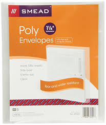 Image For POLY ENVELOPE VELCRO