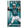 Image for Beach Towel - Carson Wentz/Eagles