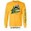 Image for Long Sleeve T-Shirt - Fargo to Frisco Gold