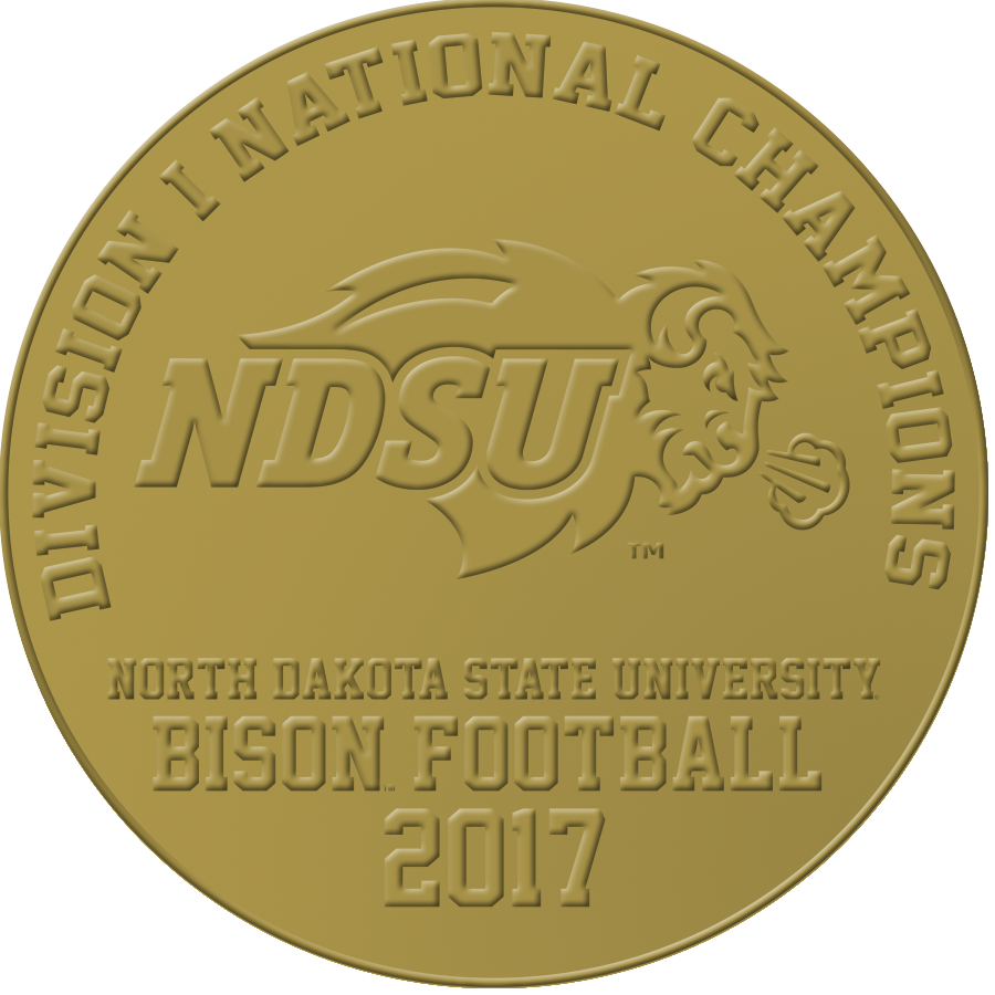 Image For Commemorative Football Coin - 2017 National Champions