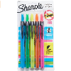 Cover Image for SHARPIE ACCENT PEN-STYLE RETRACTABLE HIGHLIGHTERS 5PK