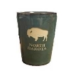 Image for Shot Glass - Bison Etch