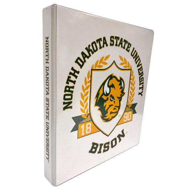 "Image For BINDER 1"" D-RING NDSU"