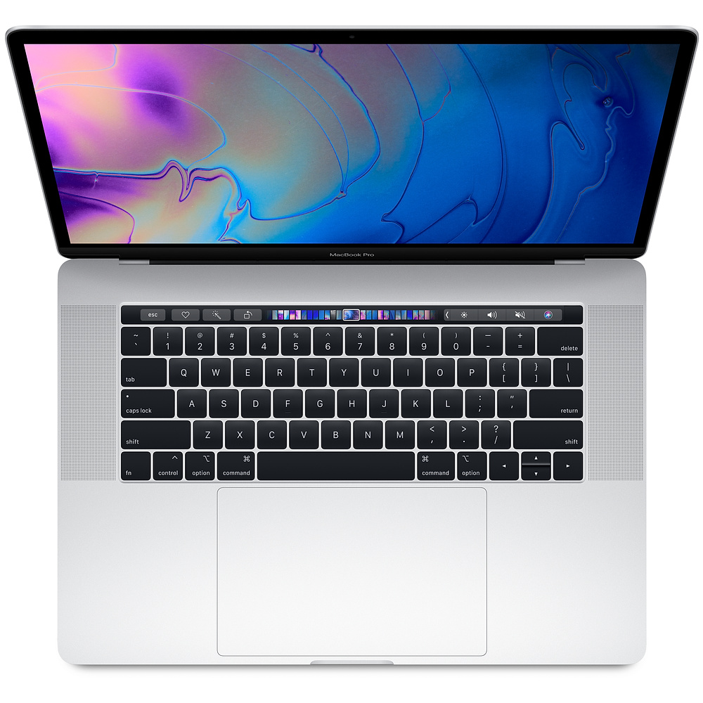 Image For 15-inch MacBook Pro with Touch Bar: 256GB-Silver