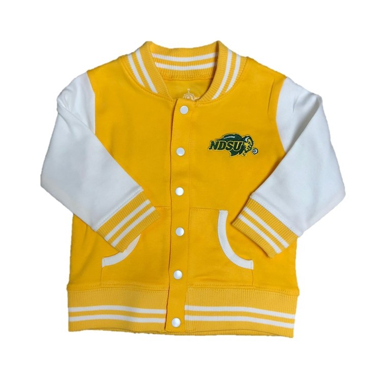 Image For Letterman Jacket - Infant/Toddler by Creative Knitwear