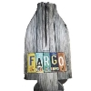 Image for Bottle Coozie - Fargo License Plate