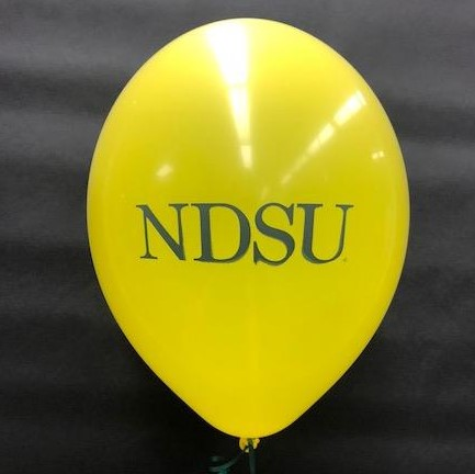 Image For Balloon - NDSU Latex (non-inflated)