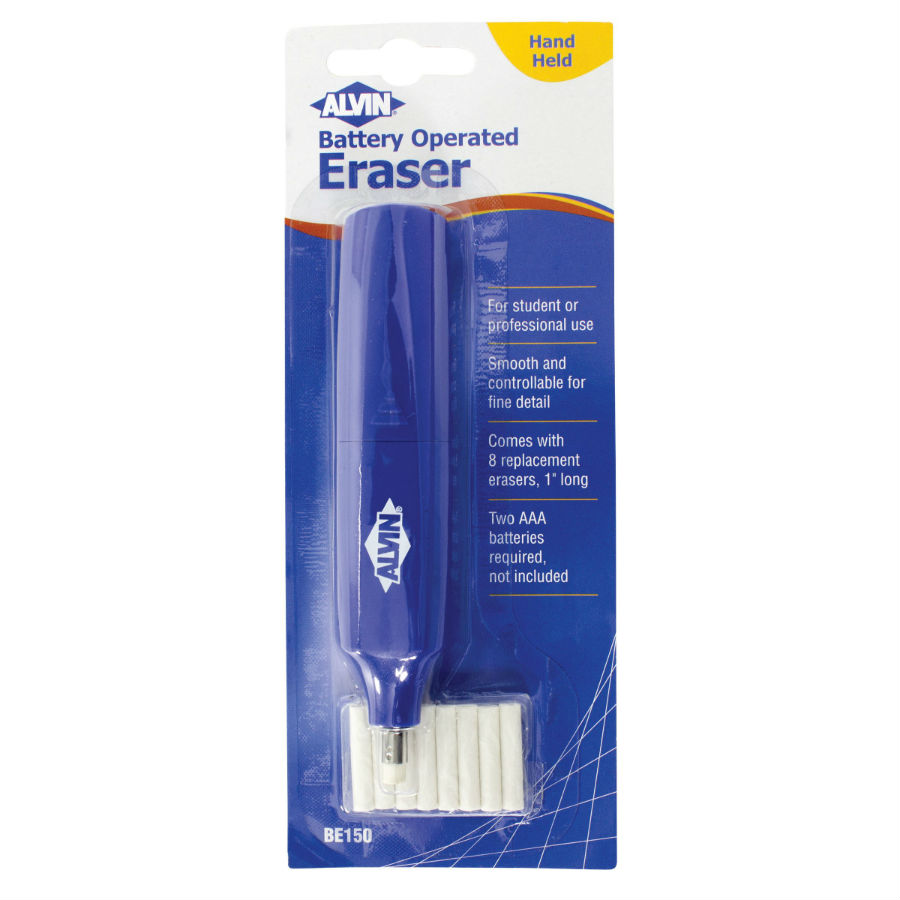 Image For ERASER BATTERY OPERATED