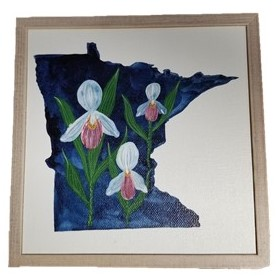 Image For Framed Print - Minnesota