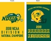 Image for Garden Banner - 2018 FCS National Championship