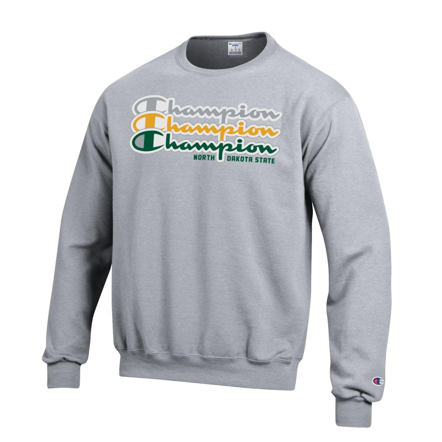 Image For Crew Sweatshirt - by Champion
