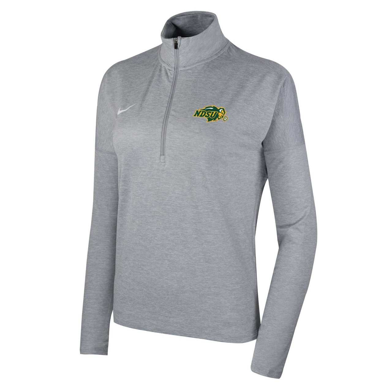 Image For 1/2 Zip by - Ladies Nike
