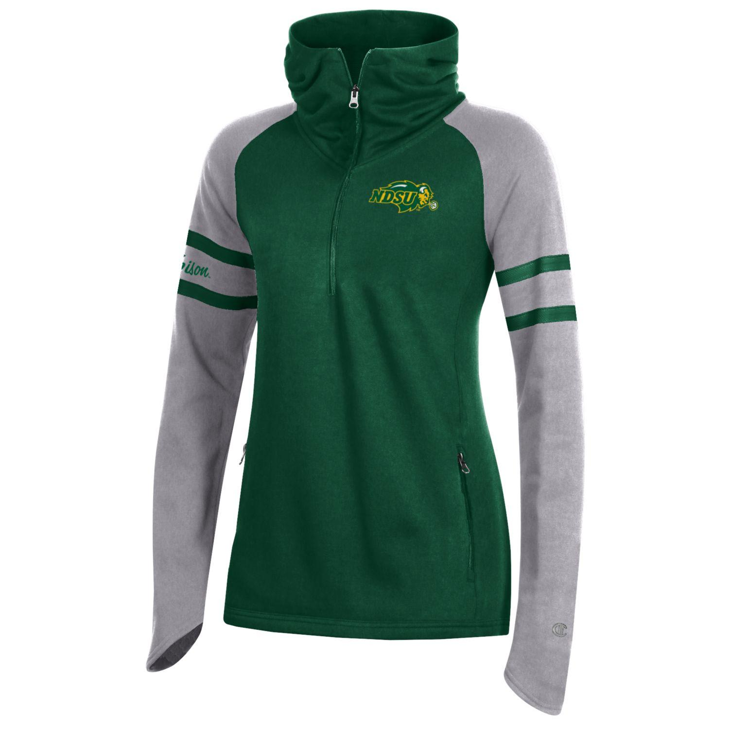 Image For 1/4 Zip Hood - Ladies by Champion