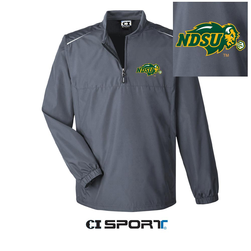 Image For 1/4 Zip - by CI Sport