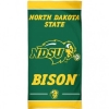Image for Beach Towel - North Dakota State