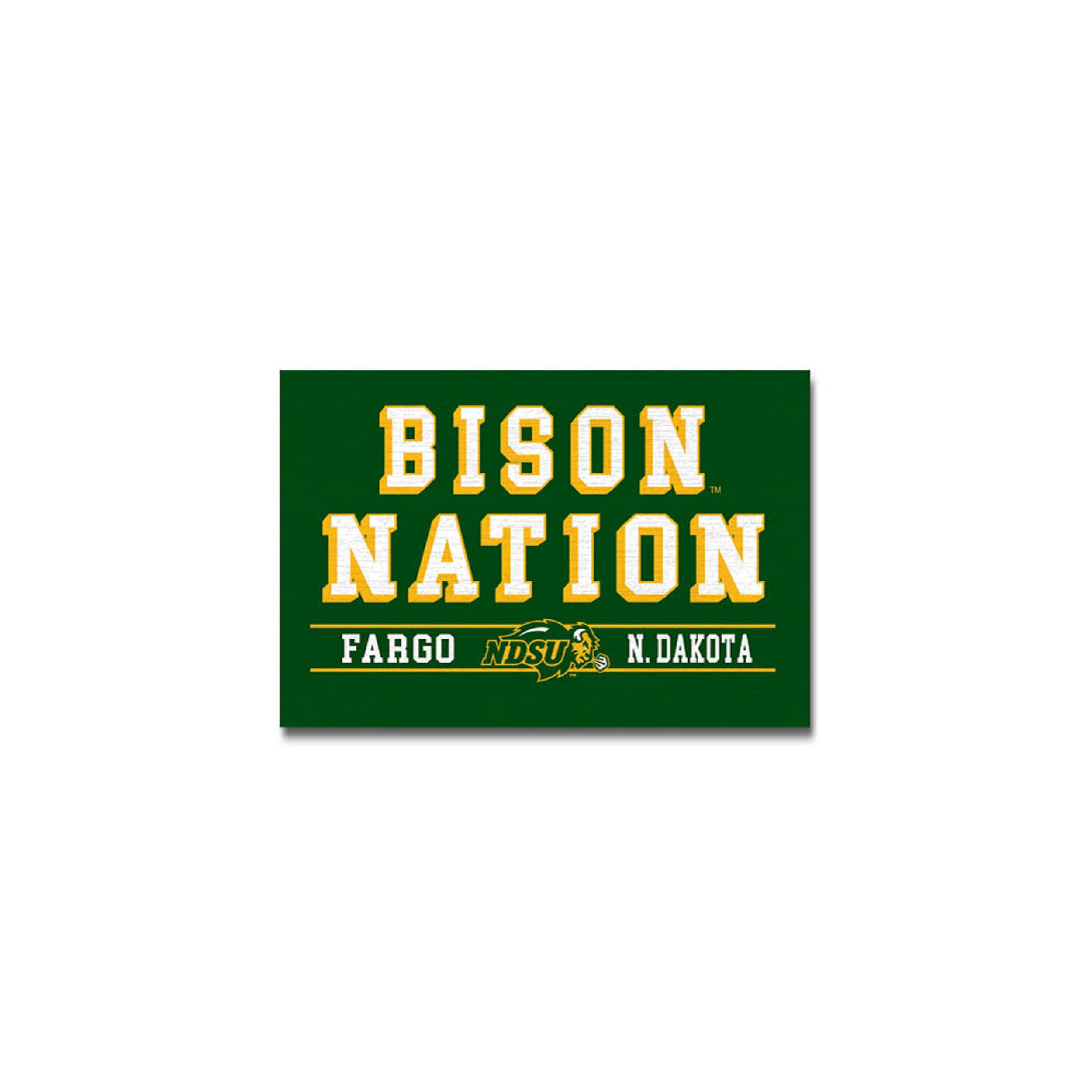 Image For Decor - Bison Nation